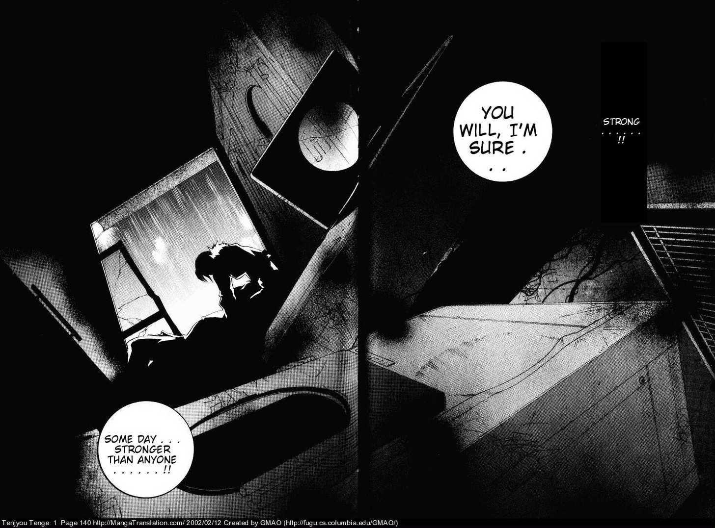 Tenjo Tenge 6 Page 2