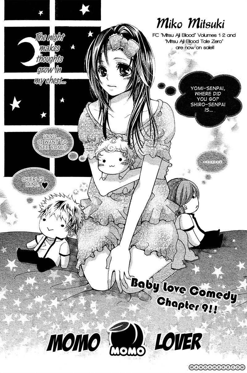 Momo Lover 9 Page 3