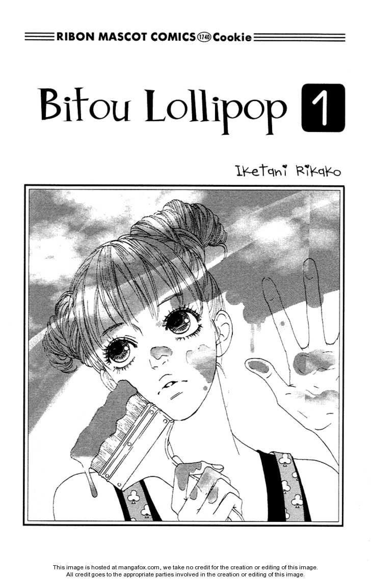 Bitou Lollipop 1 Page 1