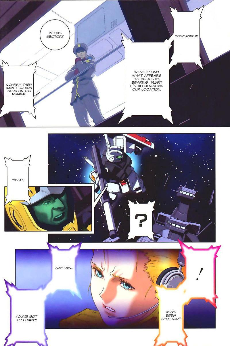 Kidou Senshi Gundam: C.D.A. Wakaki Suisei no Shouzou 33 Page 2