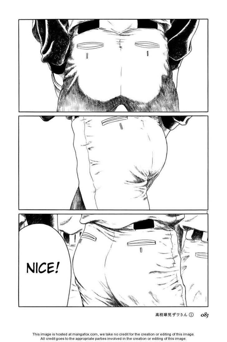 Koukou Kyuuji Zawa-san 9 Page 2