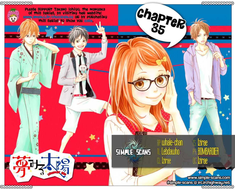 Yumemiru Taiyou 35 Page 1