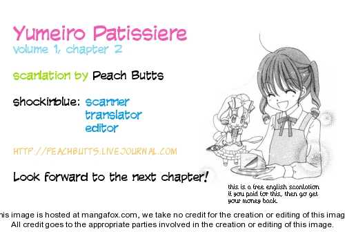 Yumeiro Patissiere 2 Page 1