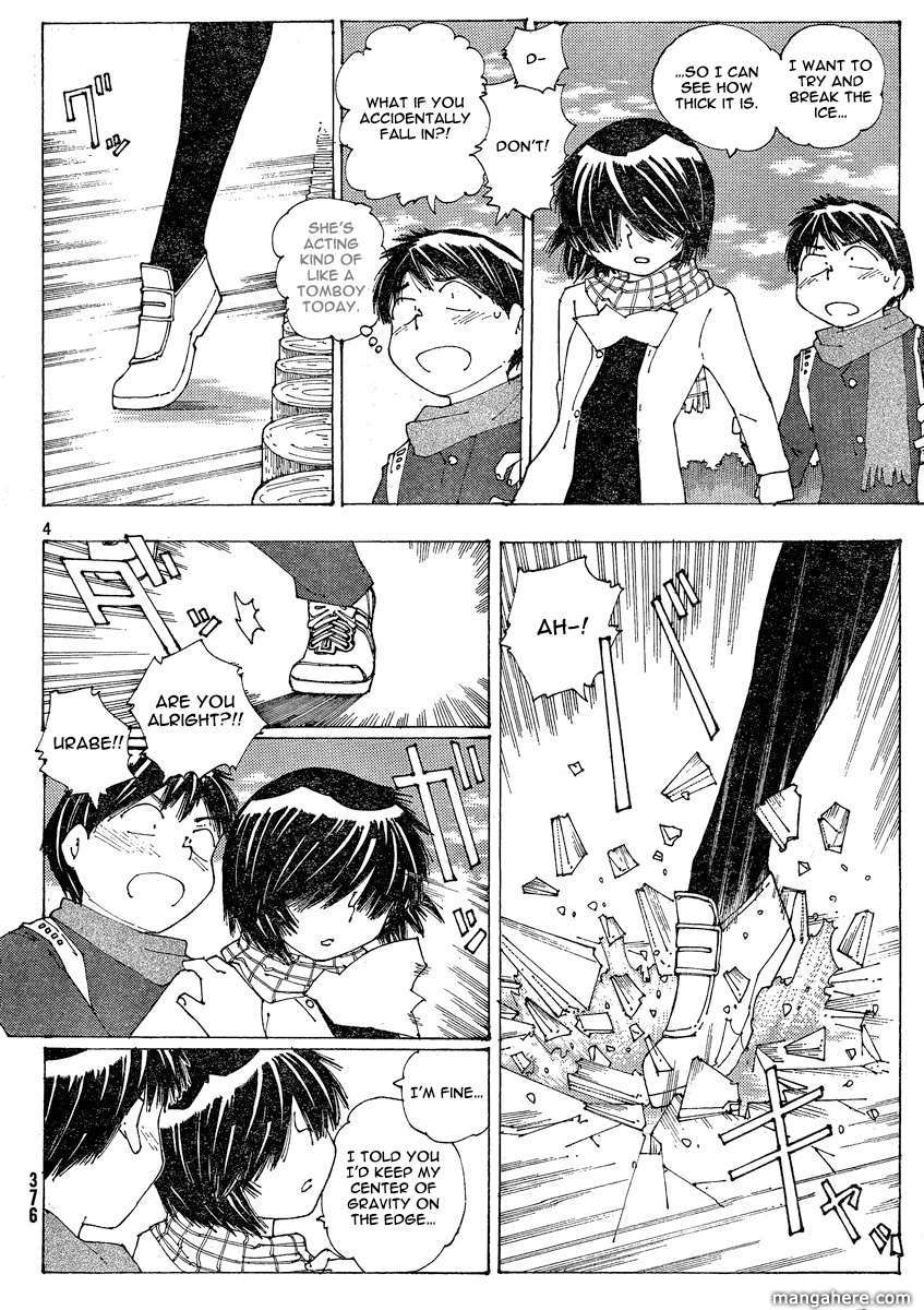Mysterious Girlfriend X 54 Page 4
