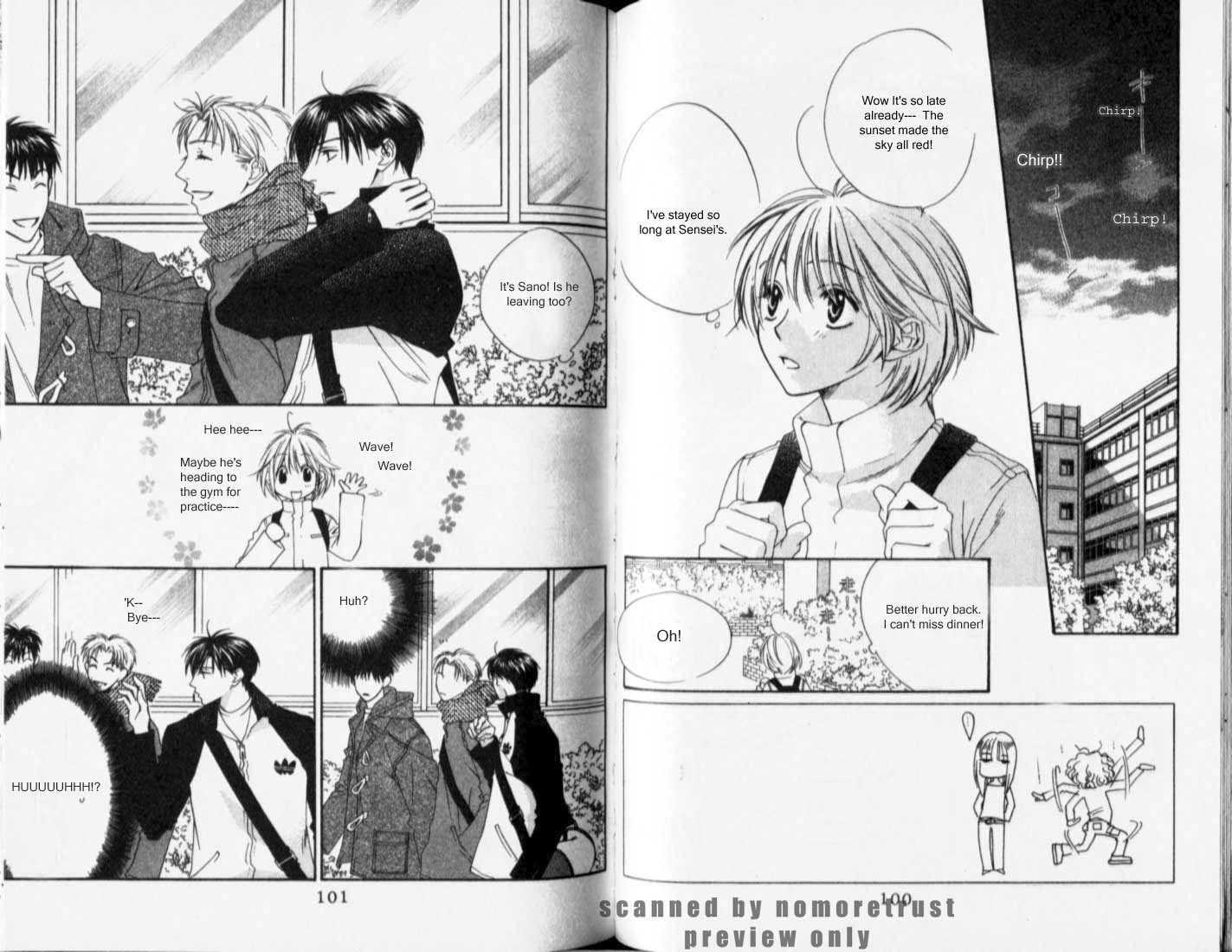 Hana Kimi 116 Page 2