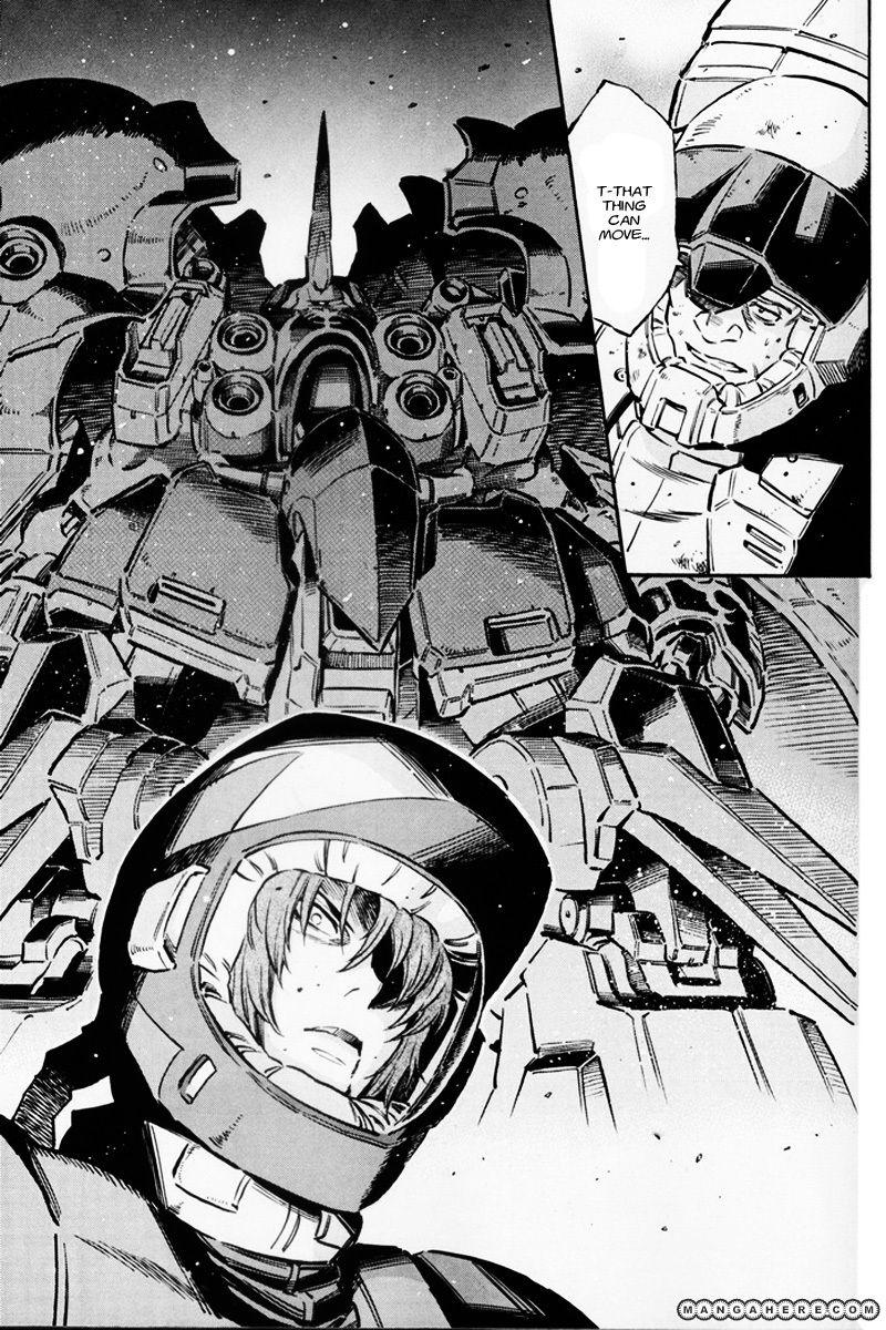 Gundam UC: Bande Dessinee 10 Page 3