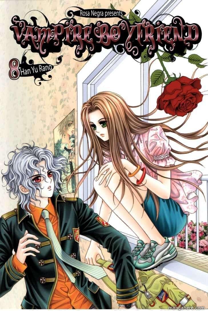 My Boyfriend is a Vampire 27 Page 3