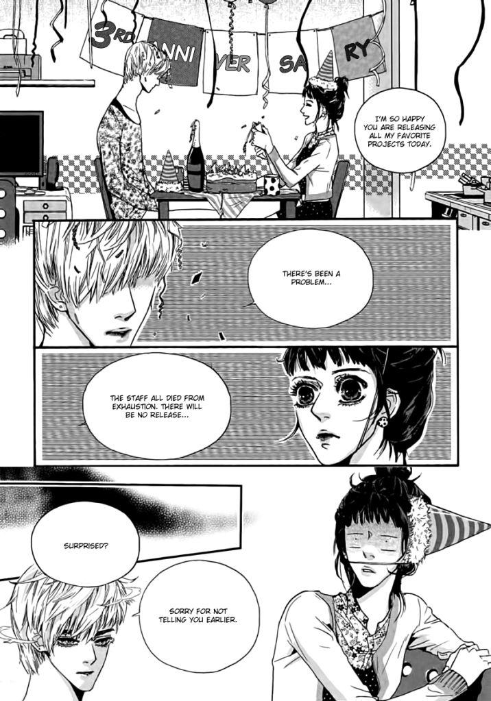 For the Sake of Dulcinea 8 Page 2