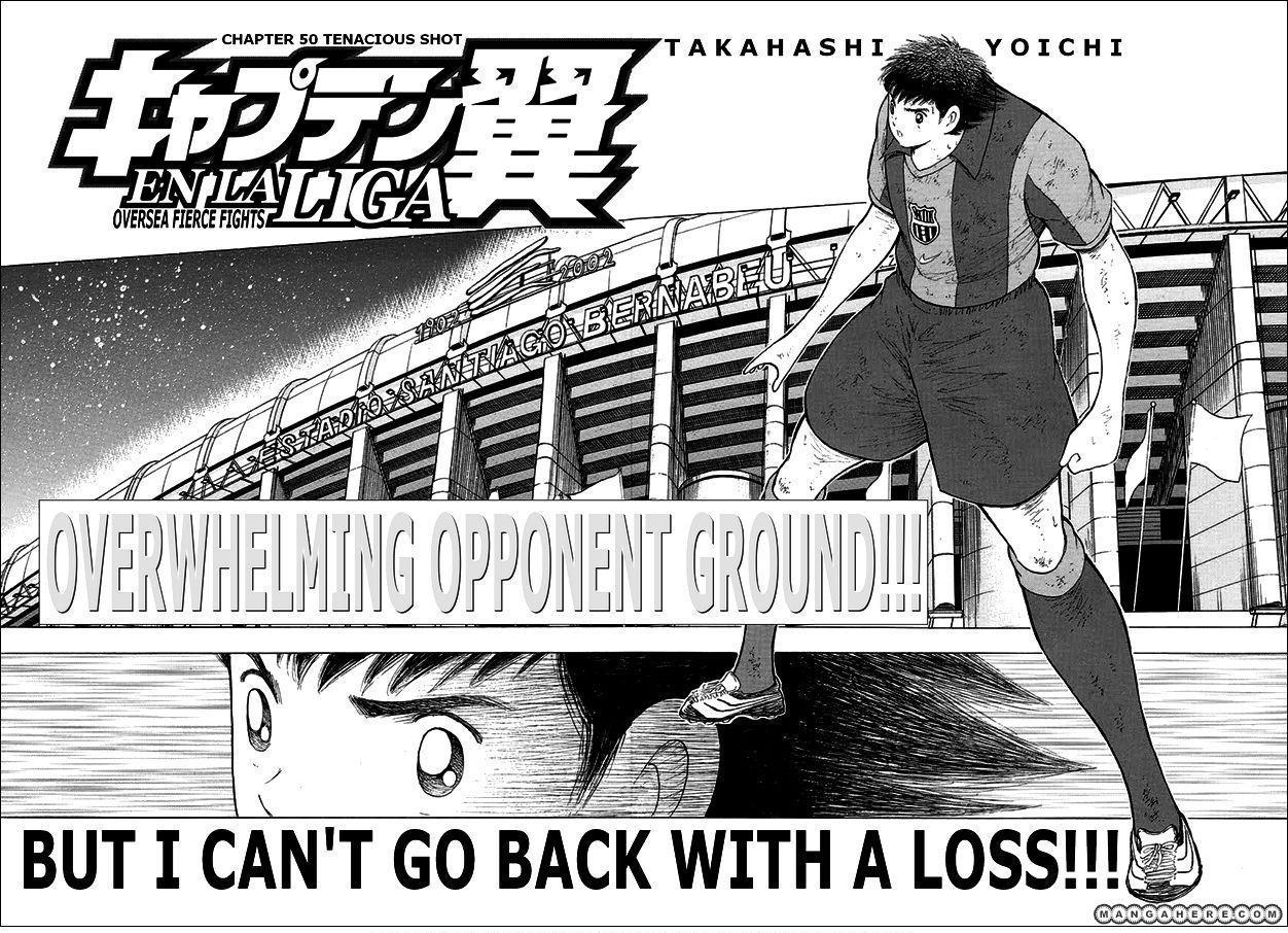 Captain Tsubasa - Kaigai Kekidou-Hen - En La Liga 50 Page 2