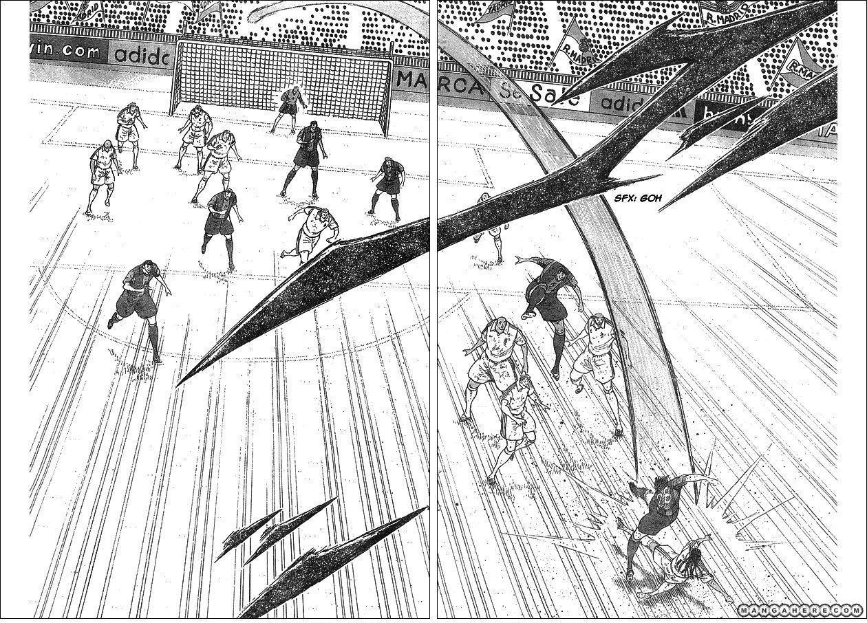 Captain Tsubasa - Kaigai Kekidou-Hen - En La Liga 53 Page 4