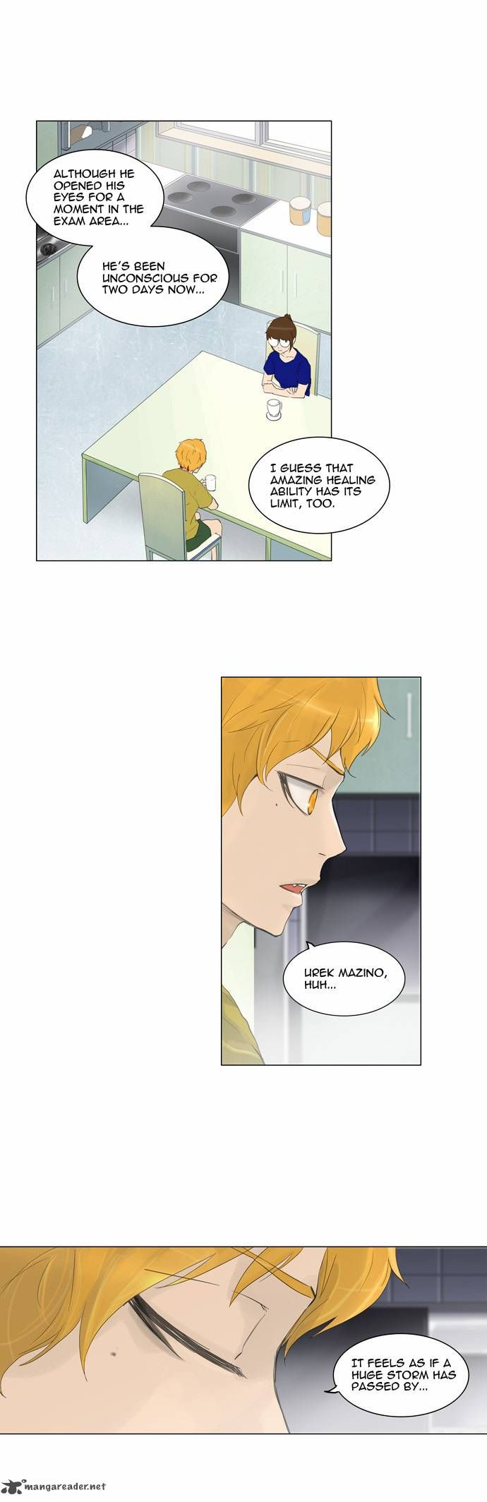 Tower of God 114 Page 2