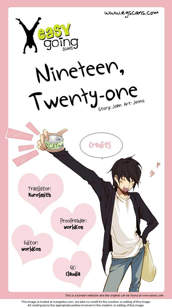 Nineteen, Twenty-One 1 Page 2