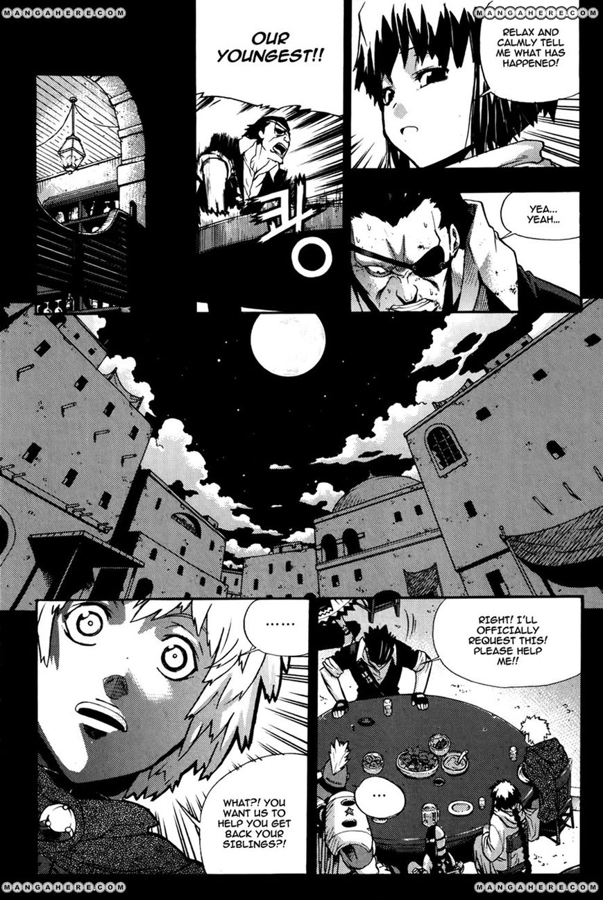 Legend of Tyr 45 Page 2