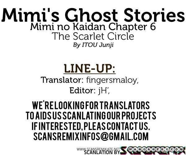 Mimi No Kaidan 6 Page 1