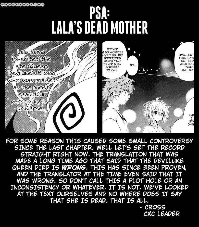 To Love Ru Darkness 24 Page 3