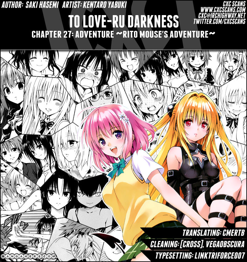 To Love Ru Darkness 27 Page 1