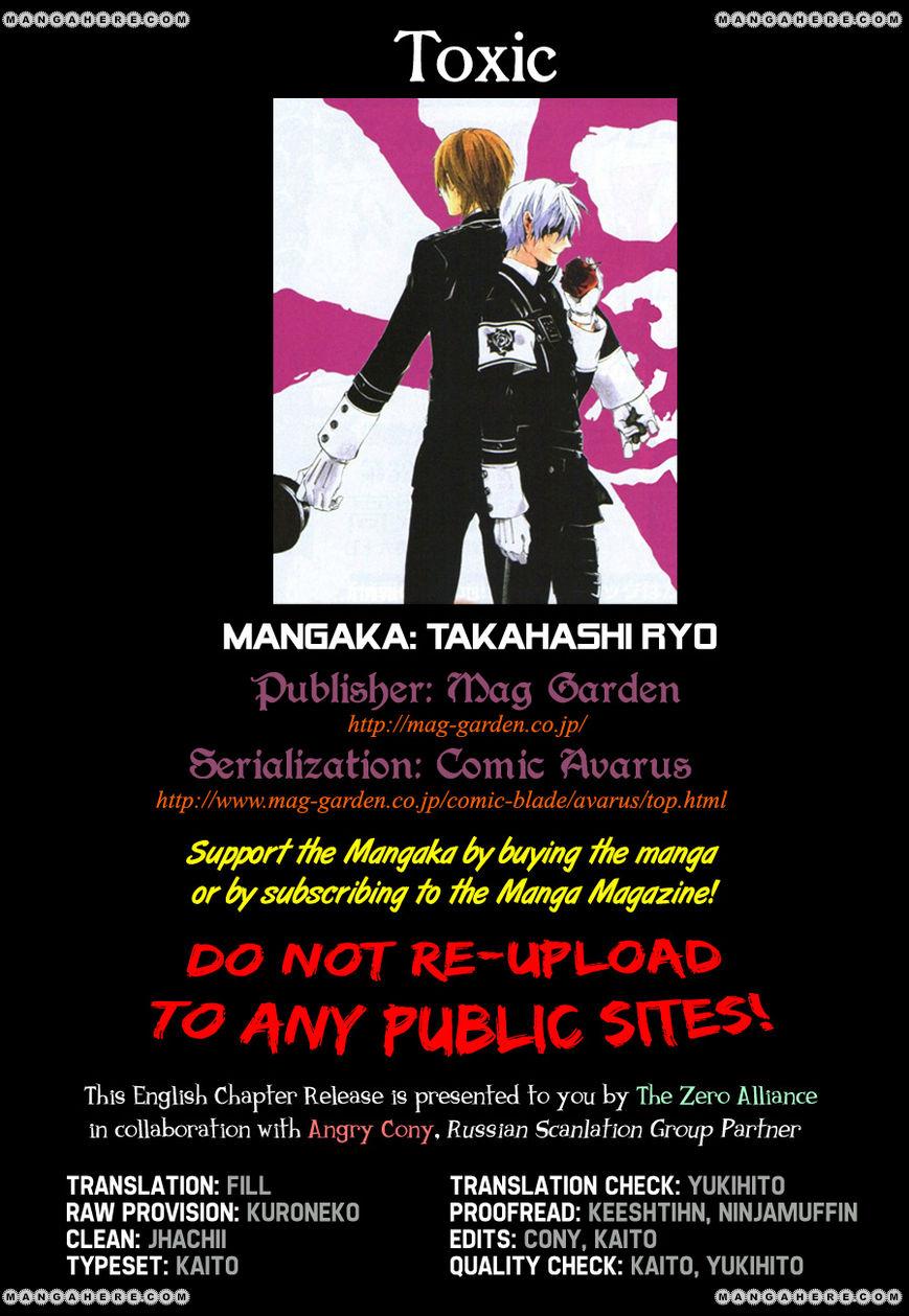Toxic Takahashi Ryo 14 Page 1