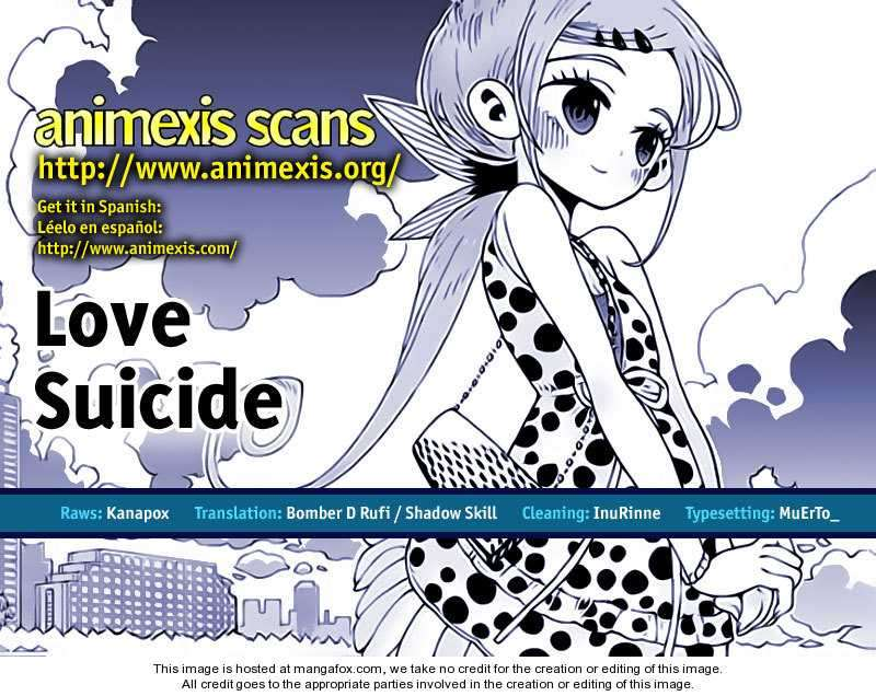 Love Suicide 1 Page 1