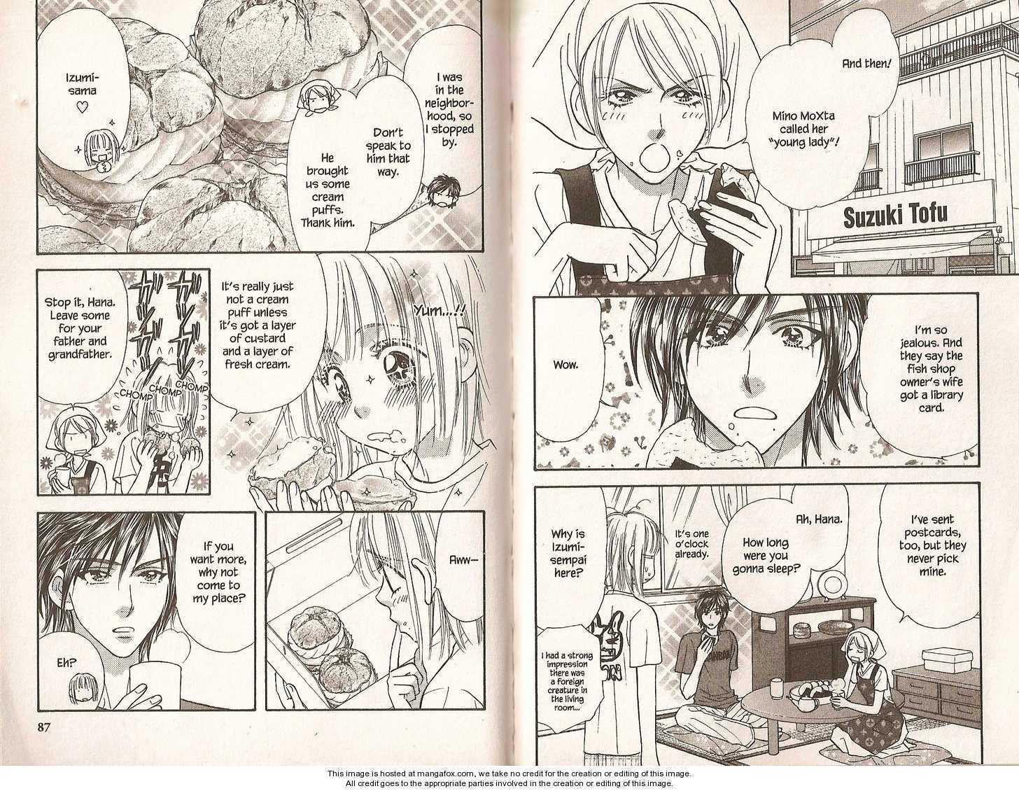 Gokuraku Seishun Hockey Club 11.1 Page 1