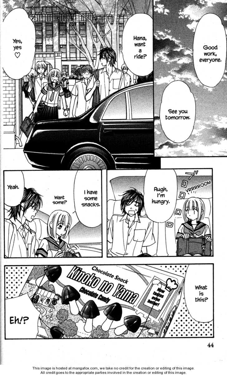 Gokuraku Seishun Hockey Club 29 Page 2