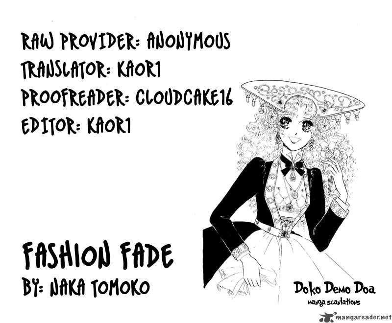 Fashion Fade 2 Page 1