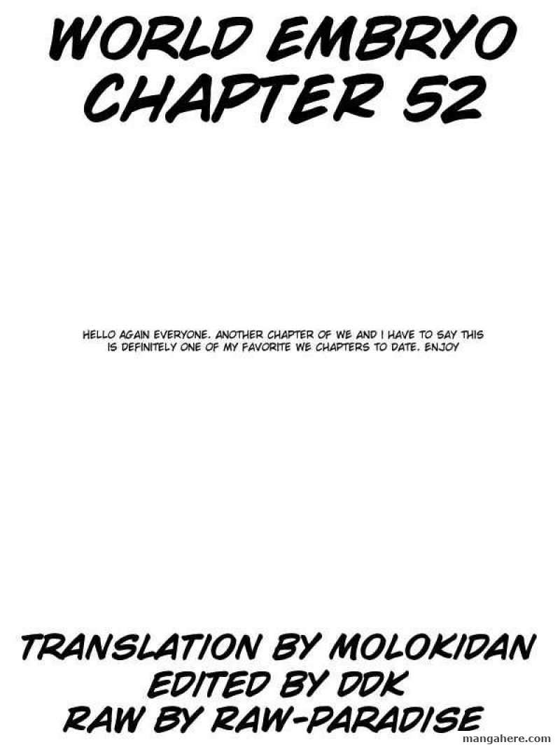 World Embryo 52 Page 1