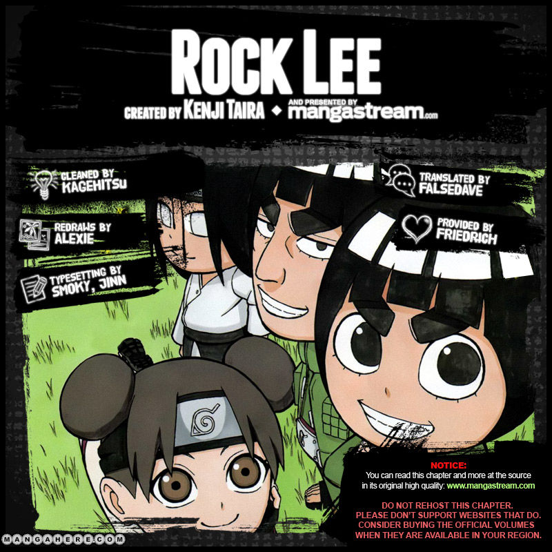 Rock Lee 17 Page 2
