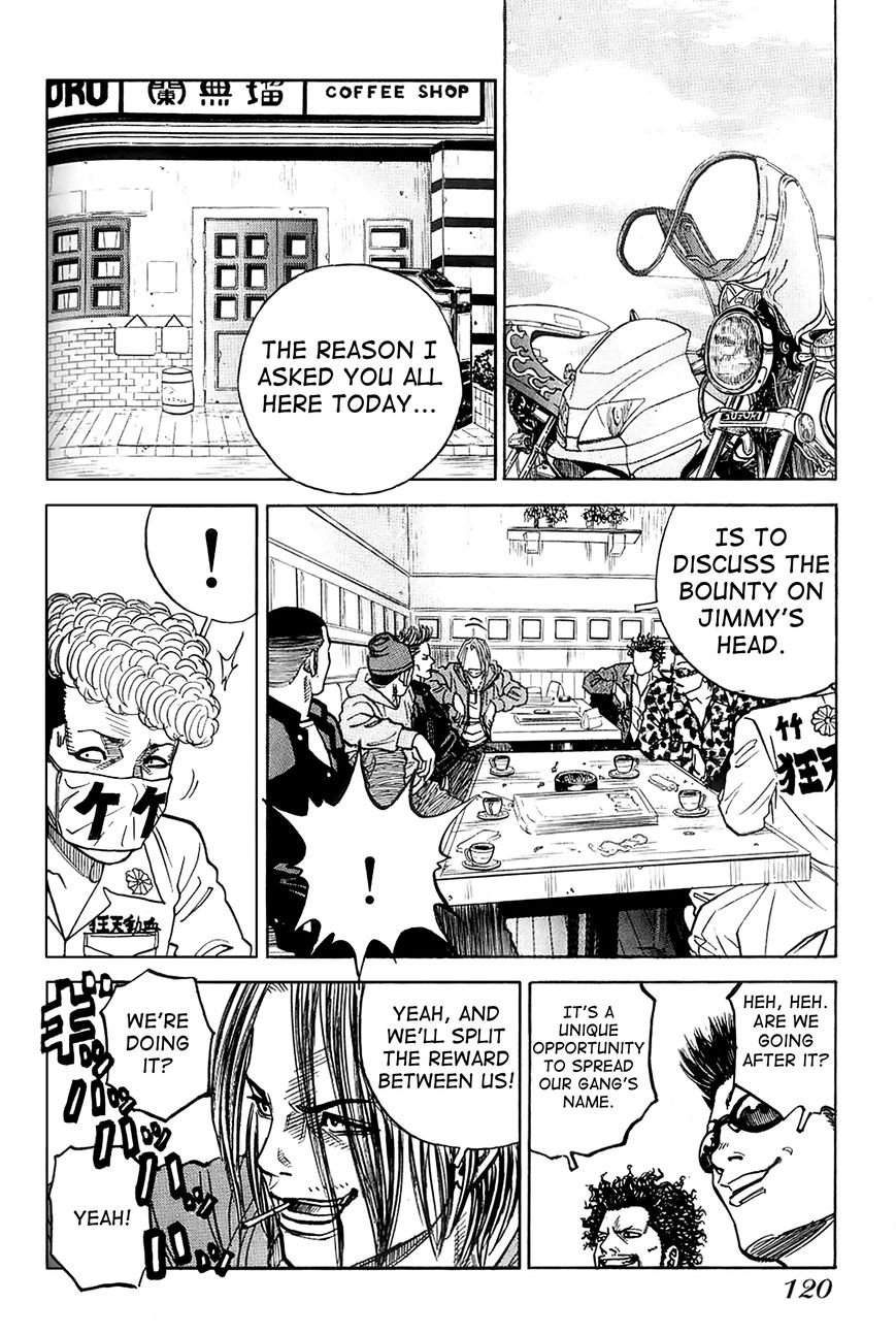 Gang King 13 Page 2