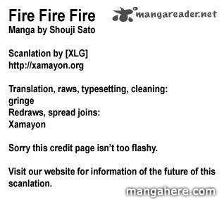 Fire Fire Fire 7 Page 1