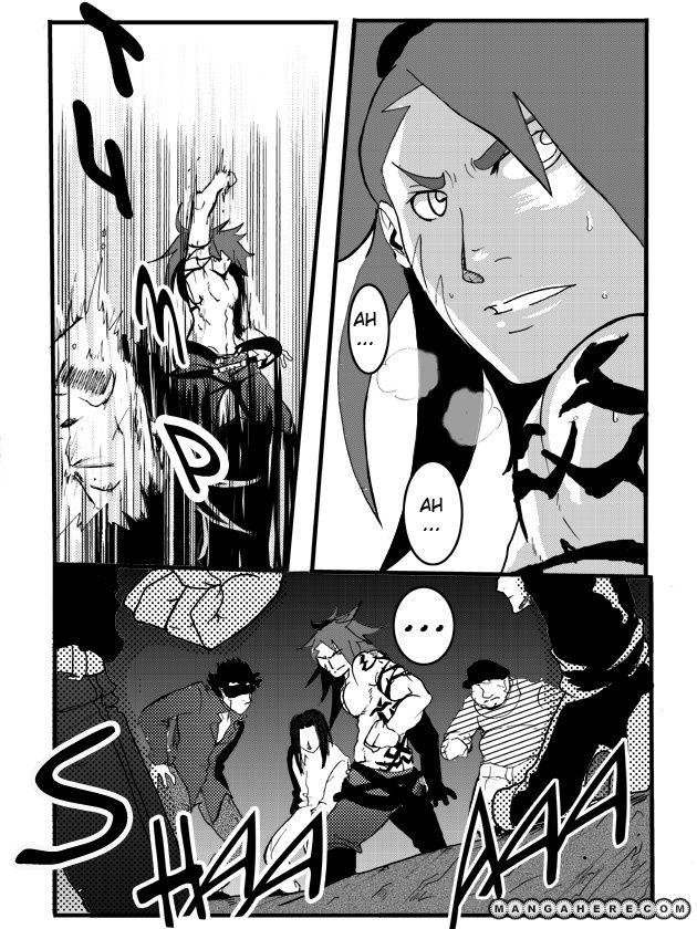 Midnight Hunters 8 Page 4