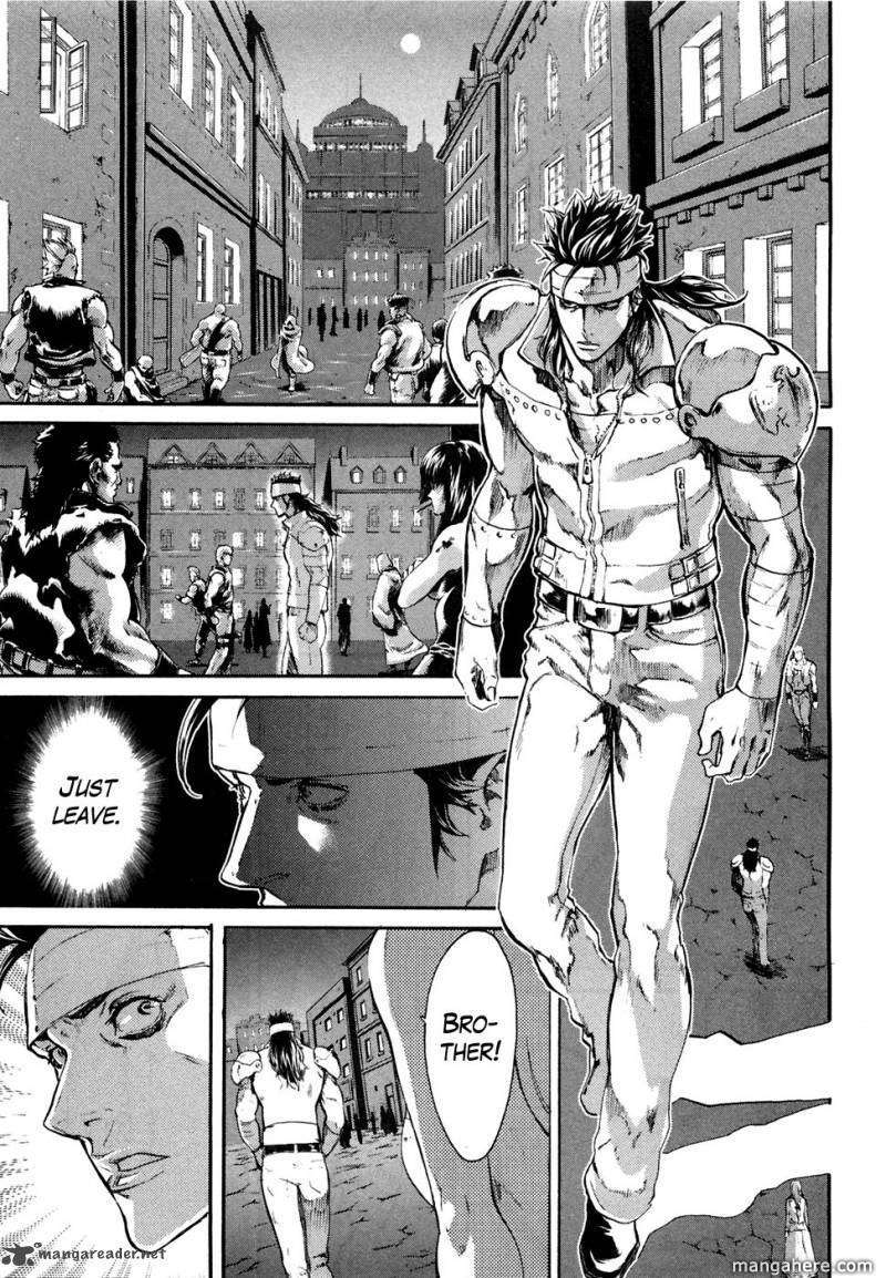 Fist of the North Star Rei Gaiden 35 Page 1