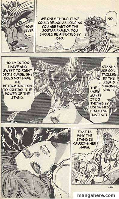 JoJo's Bizarre Adventure Part 3: Stardust Crusaders 4 Page 1