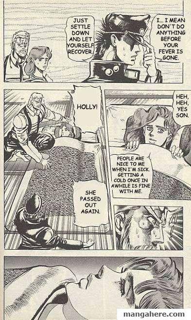 JoJo's Bizarre Adventure Part 3: Stardust Crusaders 8 Page 2