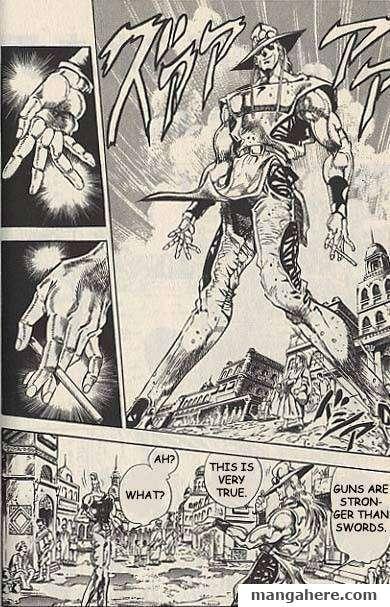 JoJo's Bizarre Adventure Part 3: Stardust Crusaders 28 Page 2