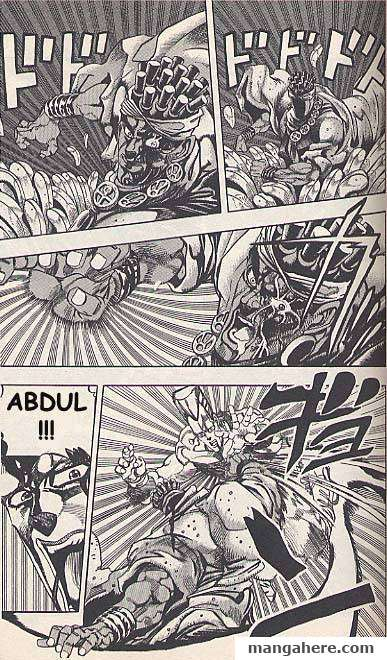 JoJo's Bizarre Adventure Part 3: Stardust Crusaders 63 Page 2