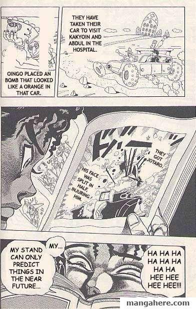 JoJo's Bizarre Adventure Part 3: Stardust Crusaders 77 Page 2