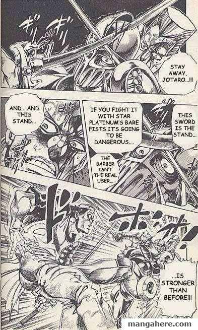 JoJo's Bizarre Adventure Part 3: Stardust Crusaders 82 Page 2