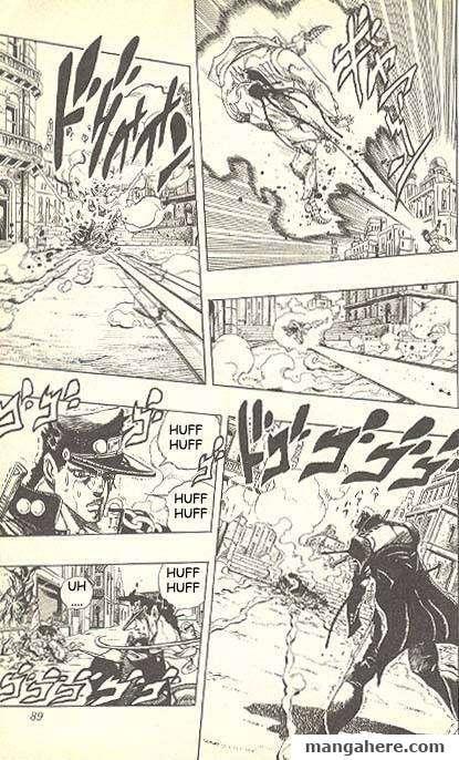 JoJo's Bizarre Adventure Part 3: Stardust Crusaders 145 Page 3