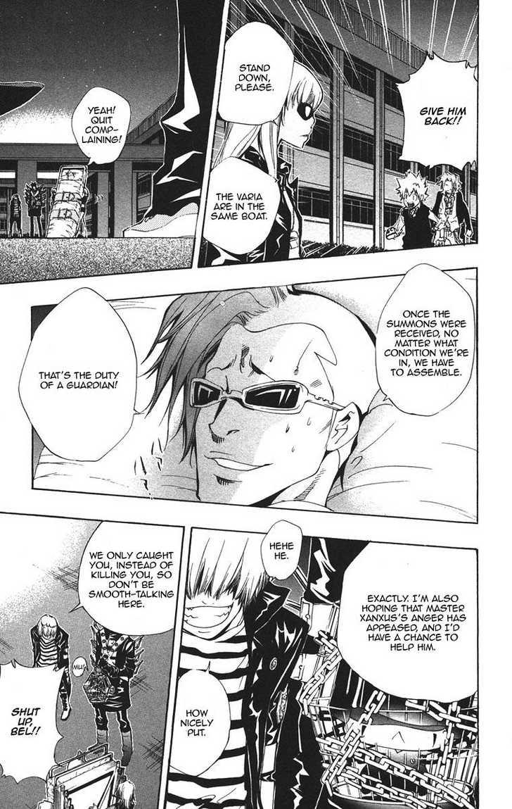 Katekyo Hitman Reborn 125 Page 3