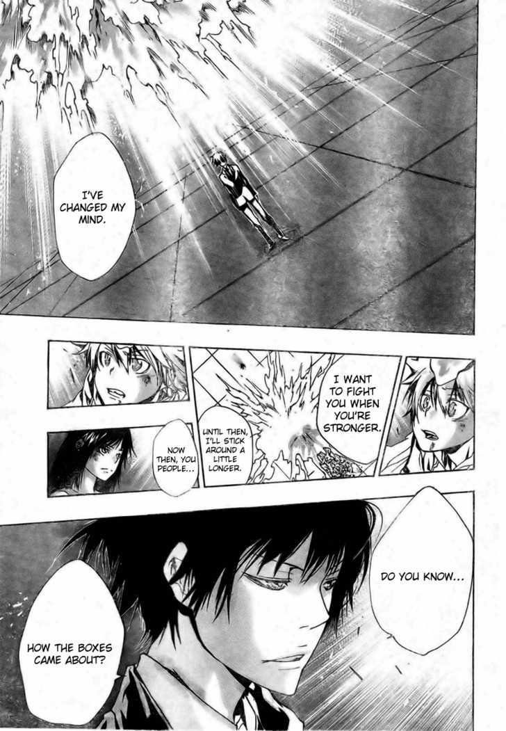 Katekyo Hitman Reborn 160 Page 3