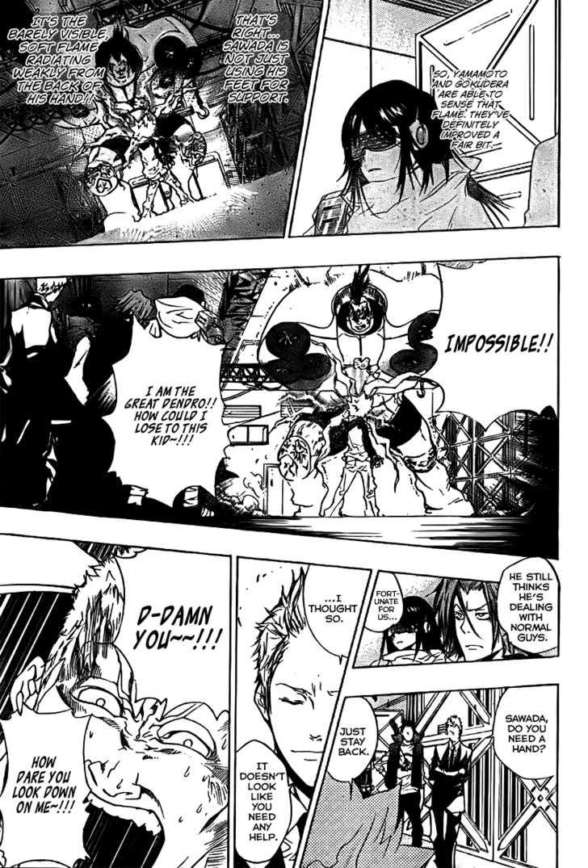 Katekyo Hitman Reborn 177 Page 3