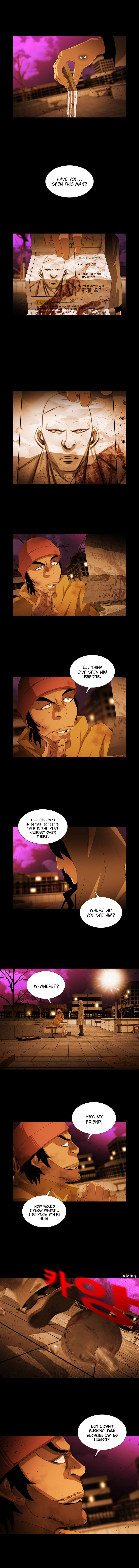 Marionette (WOO Kang-Sik) 20 Page 2