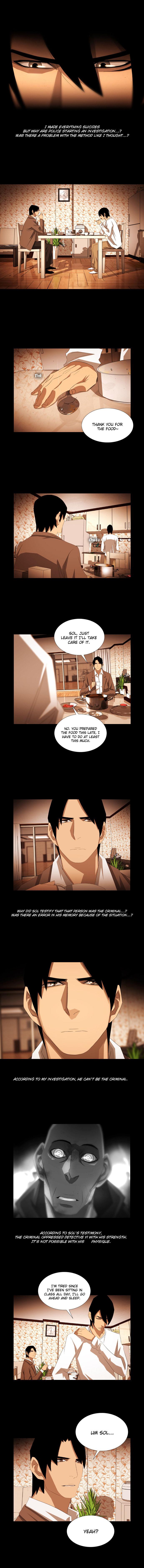 Marionette (WOO Kang-Sik) 23 Page 3