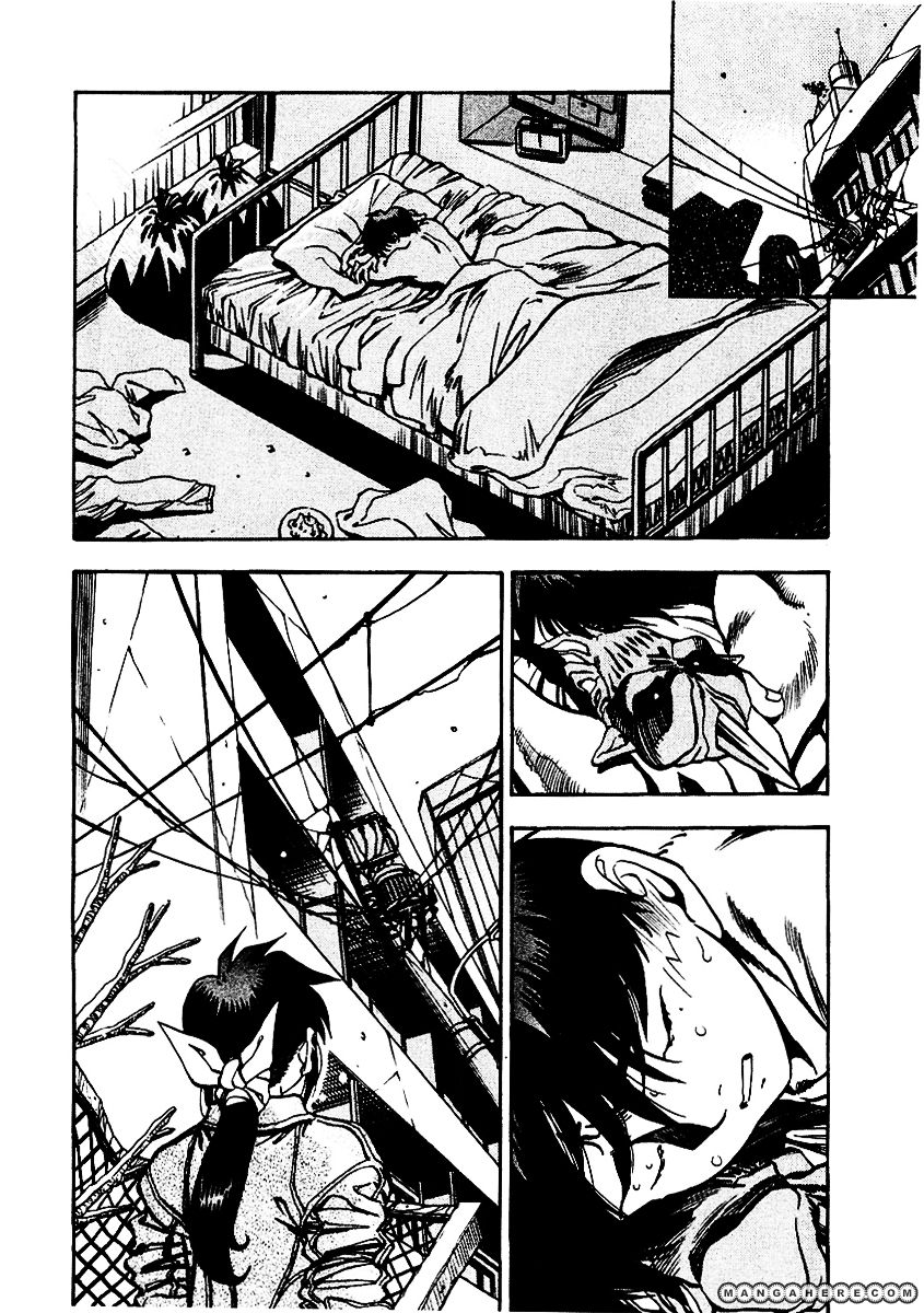 3x3 Eyes 2 Page 2