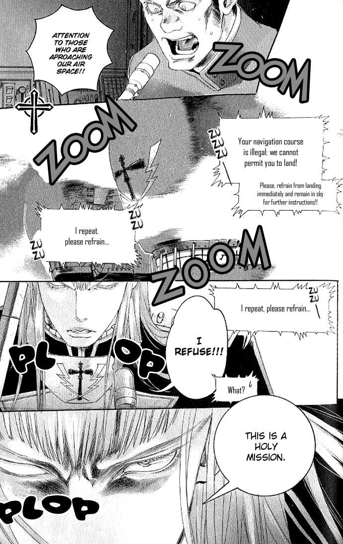 Trinity Blood 11 Page 2