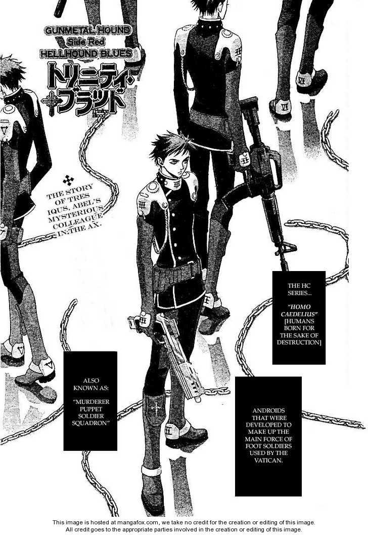 Trinity Blood 34.1 Page 2