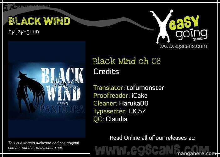 Black Wind 8 Page 1