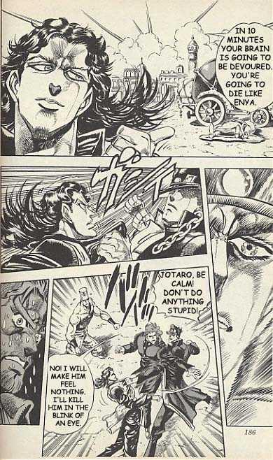 JoJo's Bizarre Adventure 162 Page 2