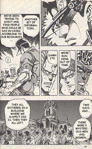 JoJo's Bizarre Adventure 184 Page 2