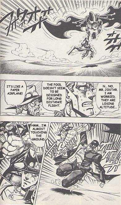 JoJo's Bizarre Adventure 187 Page 2